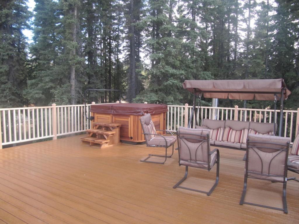 Fairbanks deck contractor