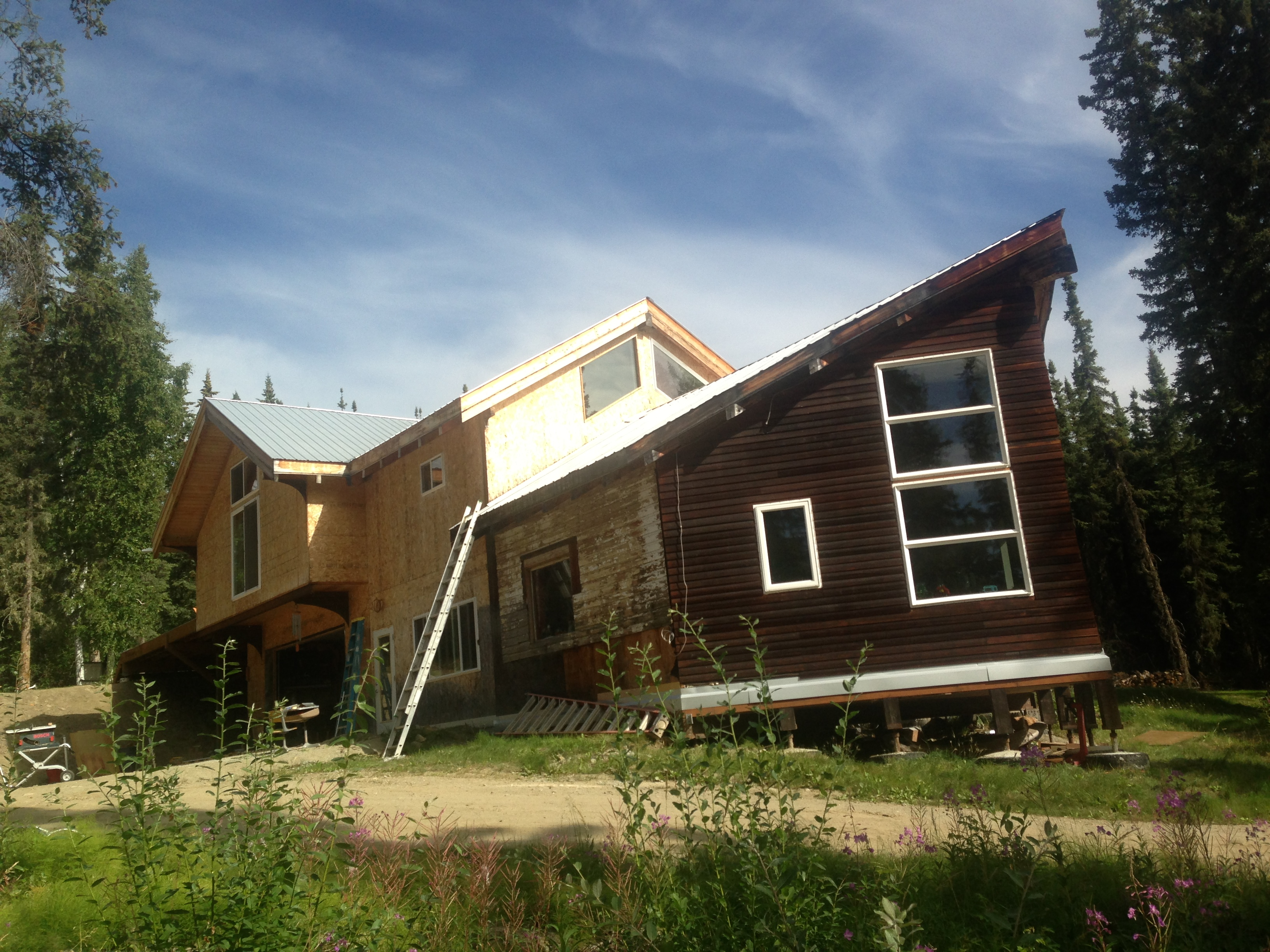 deck and siding builders fairbanks ak