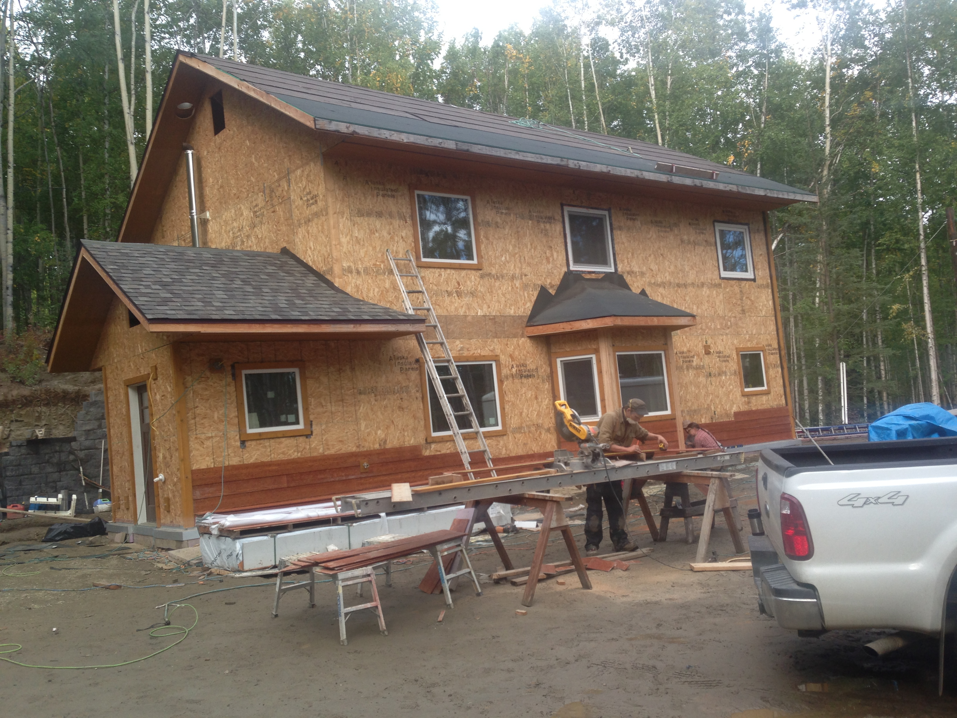 new contruction alaska