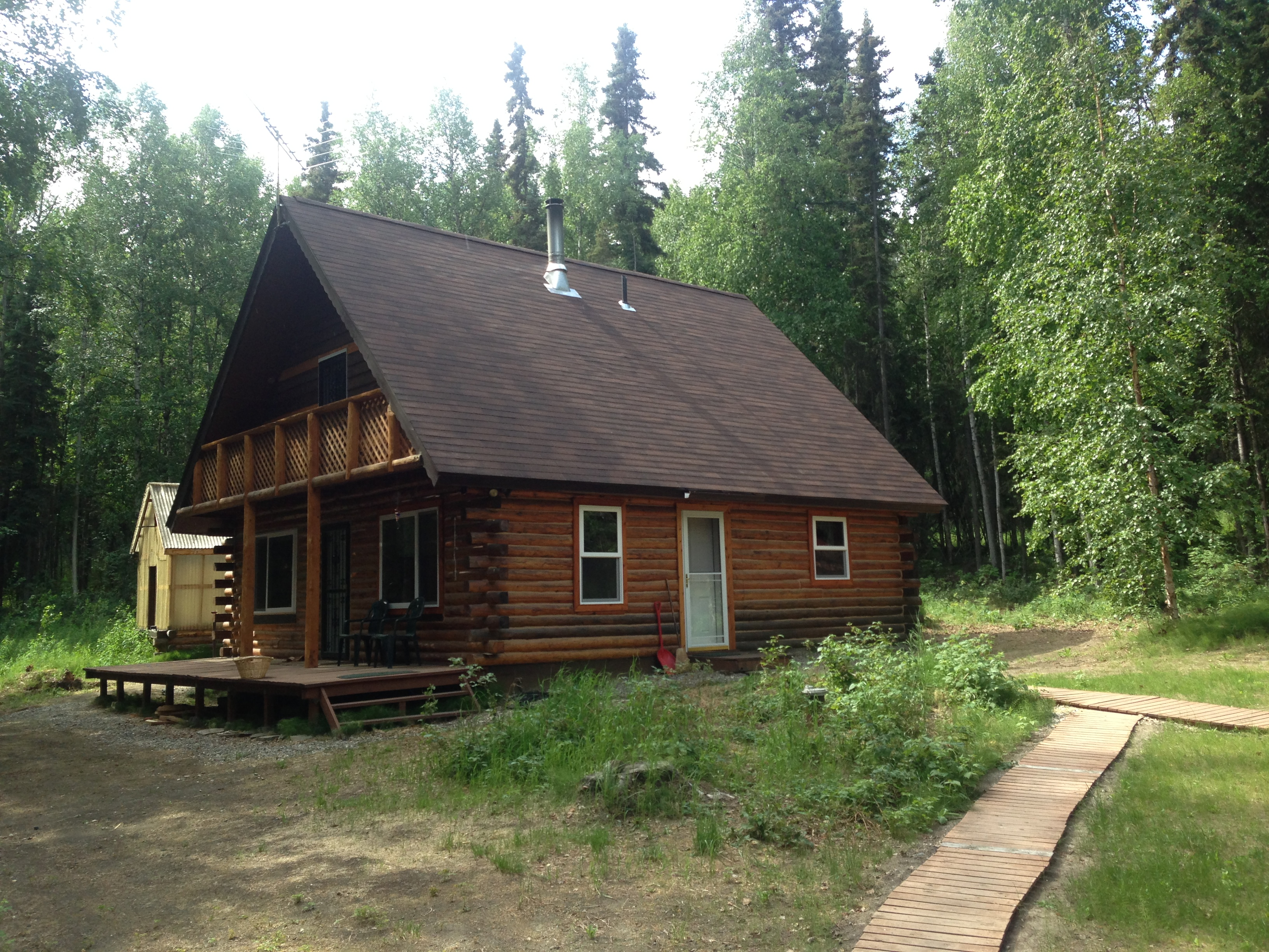 shingle roof in fairbanks alaska