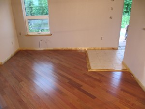 wood floors in Fairbanks alaska
