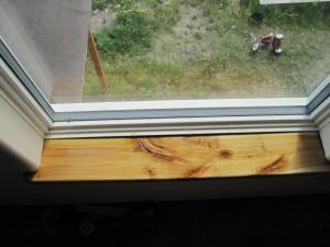 Fairbanks Alaska birch trim