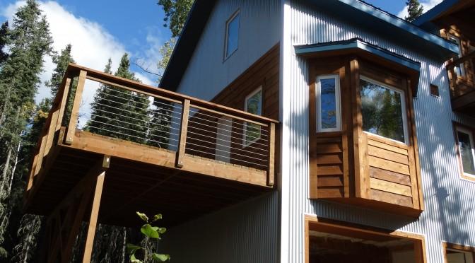 Fairbanks Alaska decks