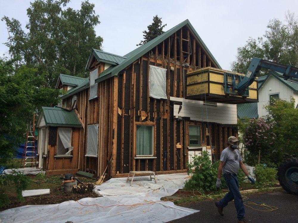 tailored home restoration Fairbanks Alaska