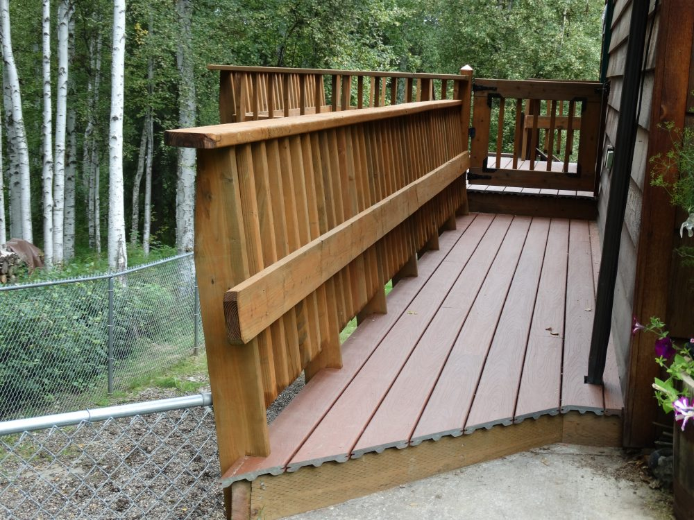 deck replacement fairbanks alaska