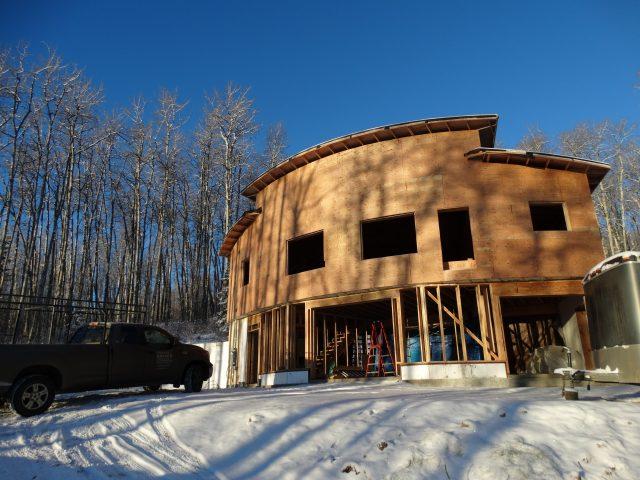 golden ratio architecture Fairbanks Alaska