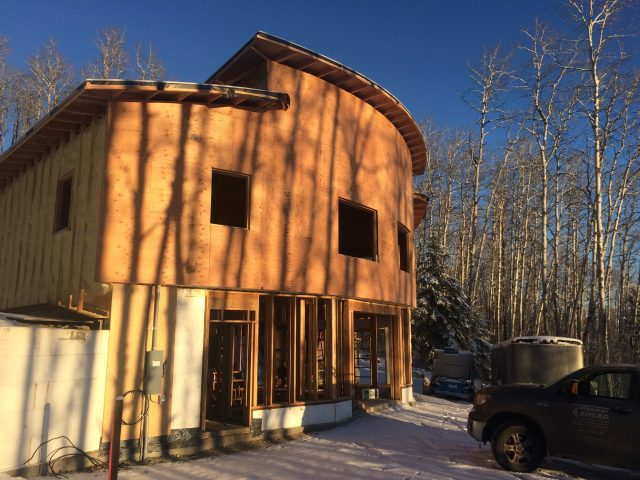 new home construction Fairbanks Alaska