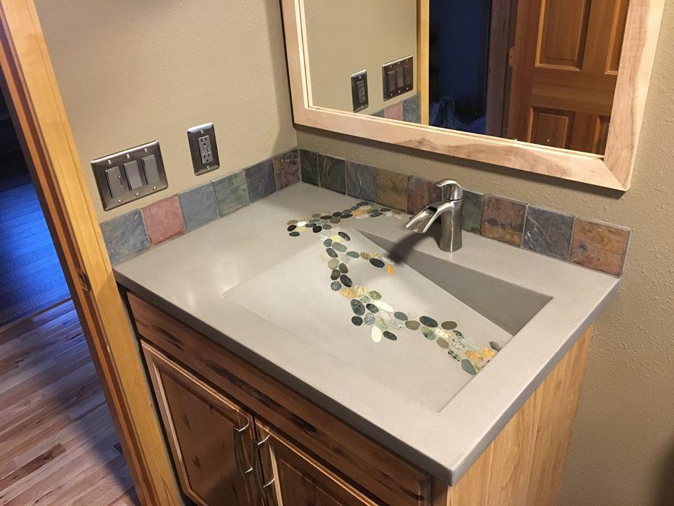concrete vanity fairbanks alaska