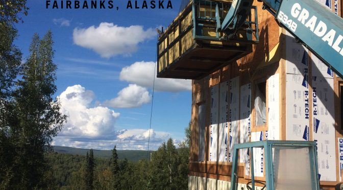 home builders in Fairbanks Alaska