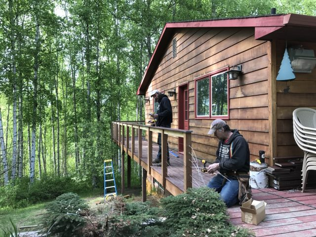 trex deck builder Fairbanks
