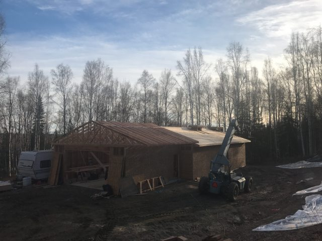 cuztom home builder fairbanks alaska