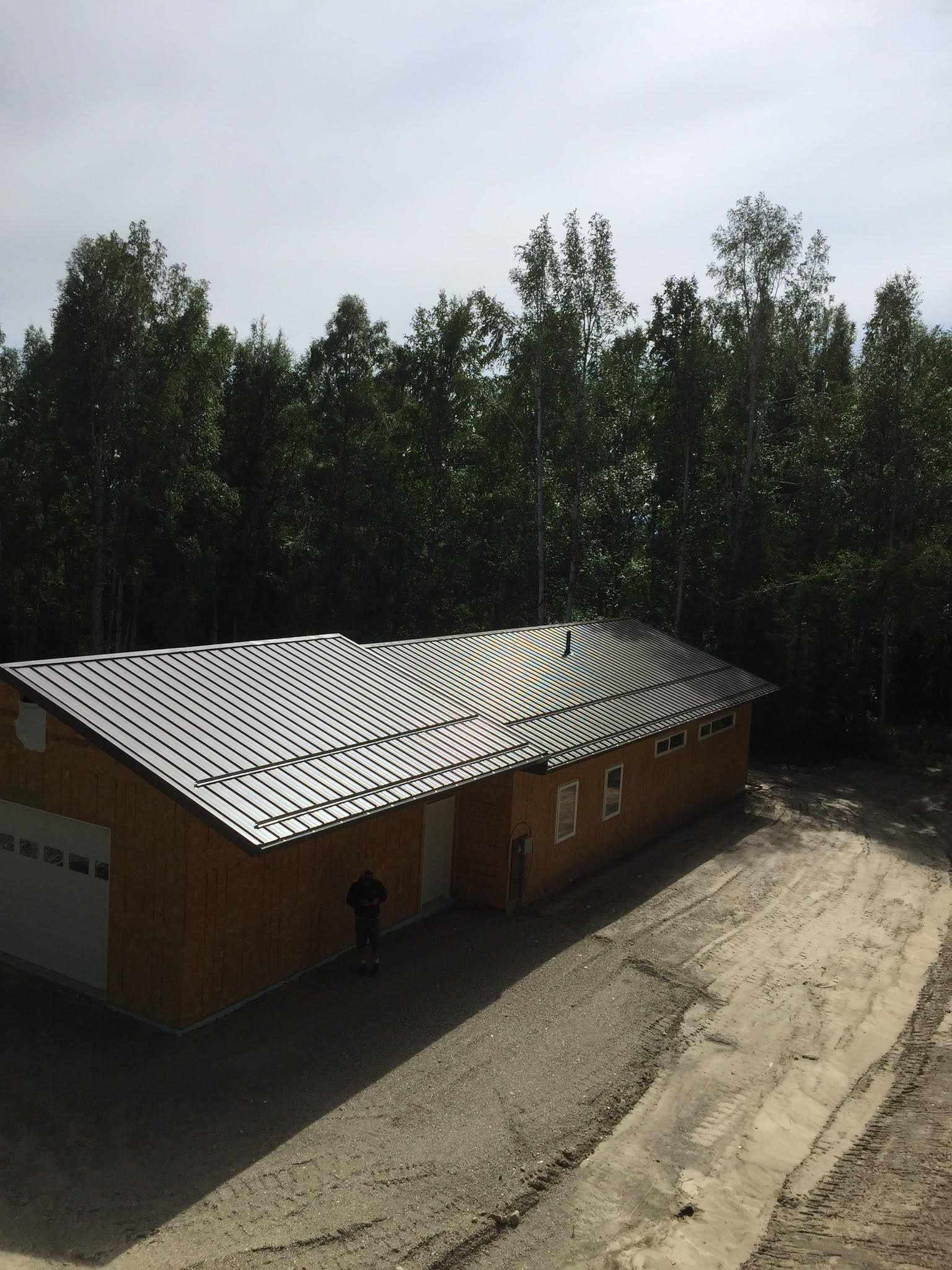 Roofing Contractor Siding Contractor Fairbanks Alaska
