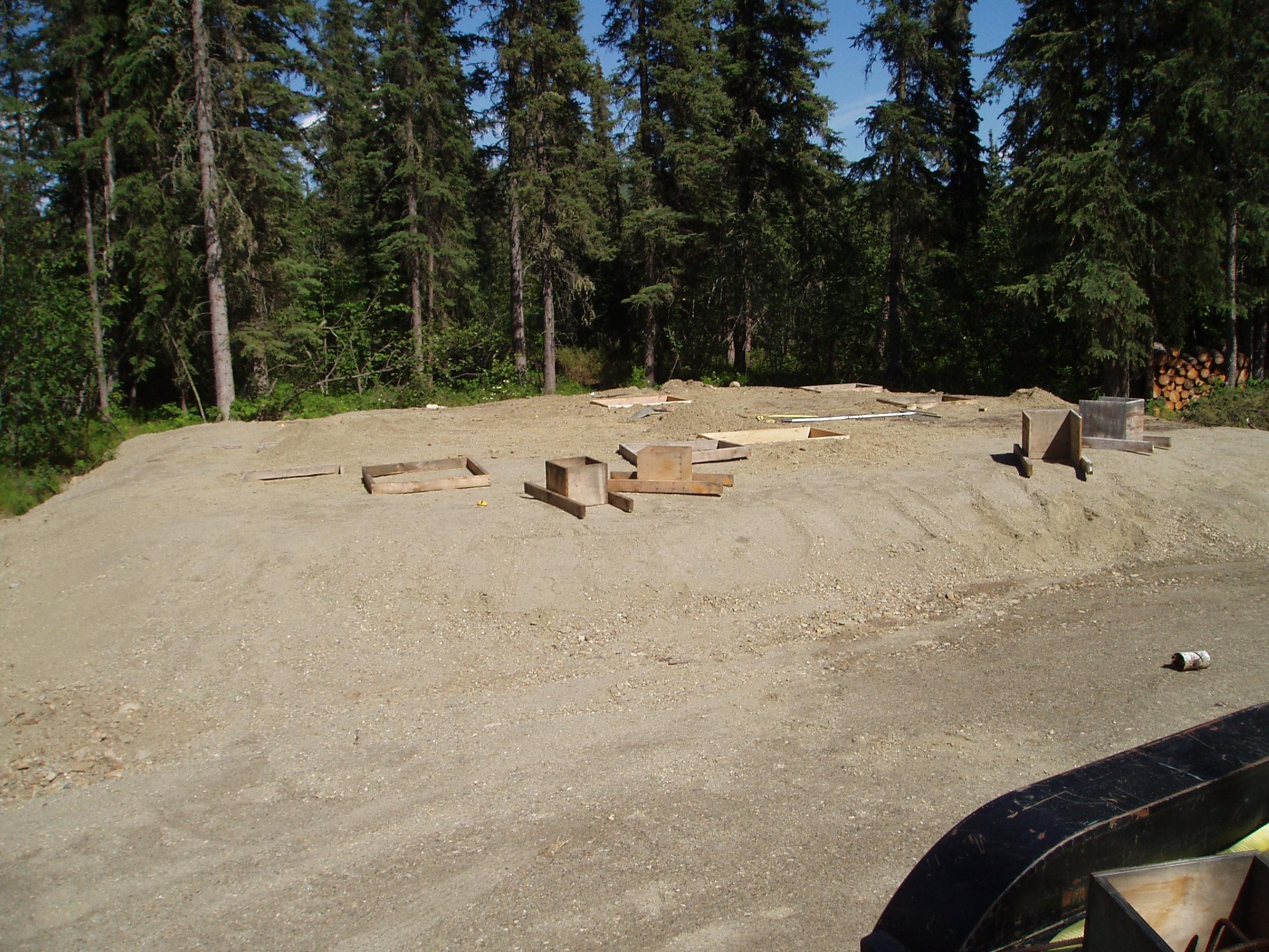 gravel-pad-goldstream-valley-fairbanks-alaska
