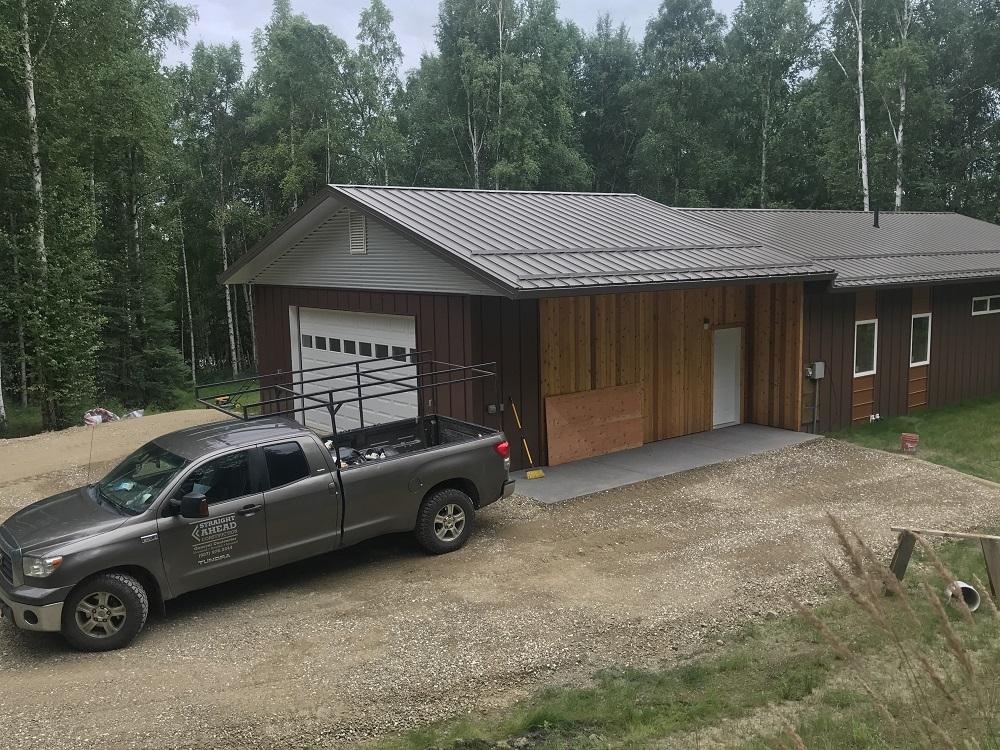 roof upgrade Fairbanks ALaska