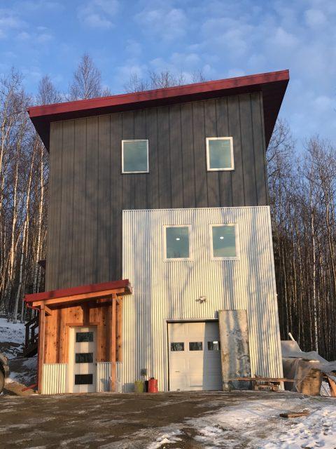 Energy efficient home builder fairbanks alaska