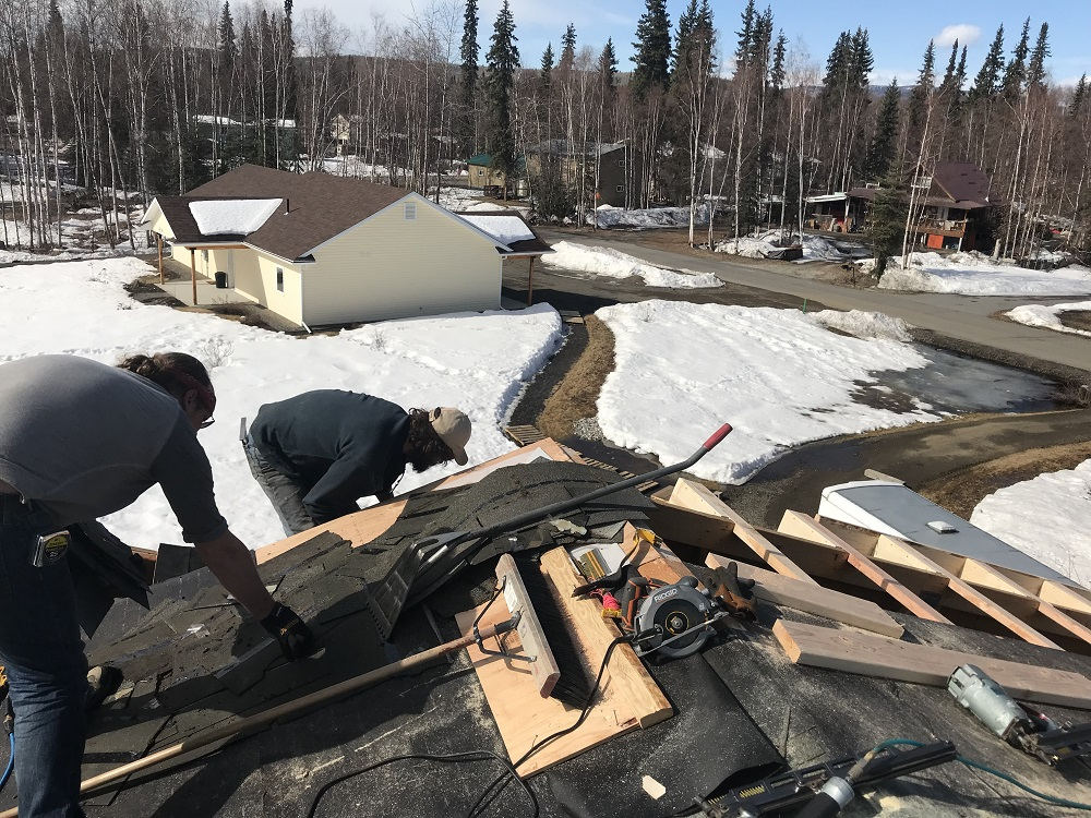 roof replacement fairbanks alaska