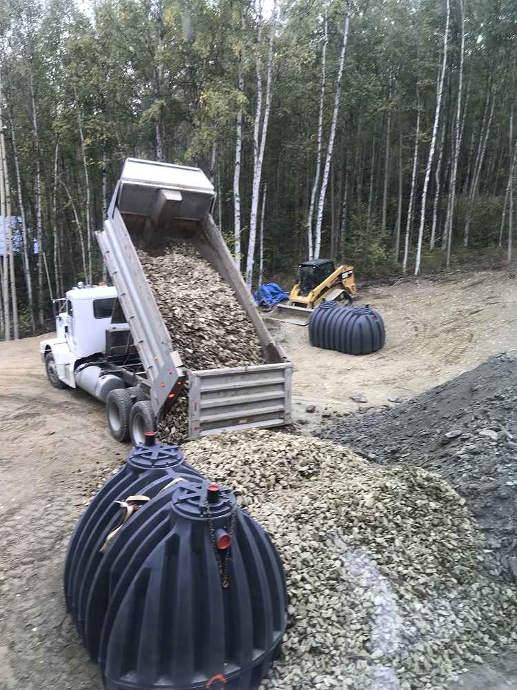 septic system installation fairbanks alaska